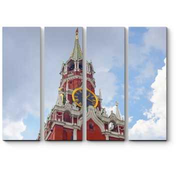 Спасская Башня, Москва