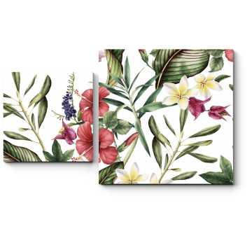 Тропическая флора