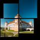 """Вид Старой Башни Замкового Комплекса """"Мир"""" в Белорусии"""