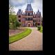 Красивый замок в Голландии