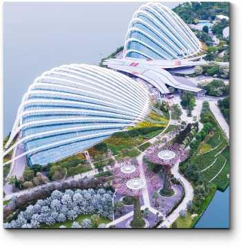 Невероятно красивый Сингапур