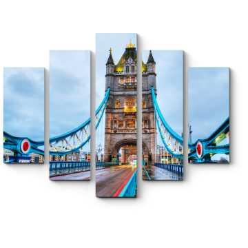 Башня Тауэрского моста, Лондон