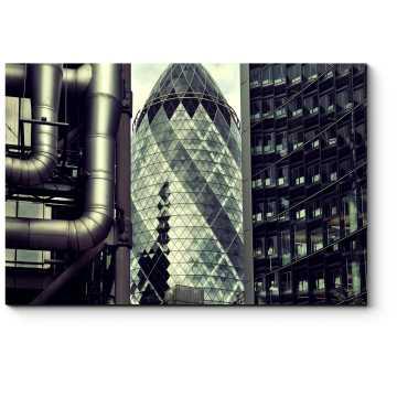 Модульная картина Современный Лондон