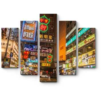 Монгкок-шоппинг центр Гонконга