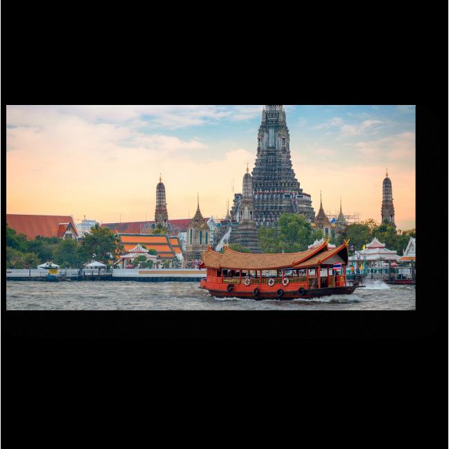Модульная картина Храм Ват-Арун, Бангкок