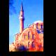 Жаркий Стамбул маслом