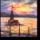 Девичья башня, Стамбул