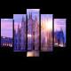 Миланский собор в лучах закатного солнца
