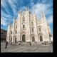 Солнечный день в Милане