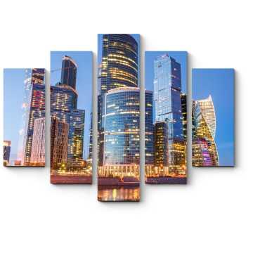 Деловый центр столицы, Москва