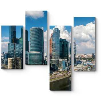 Деловой центр Москвы