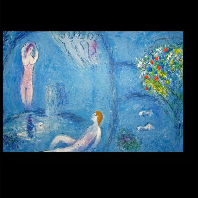 Модульная картина Дафнис и Хлоя