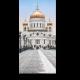 Патриархальный мост к Храму Христа Спасителя