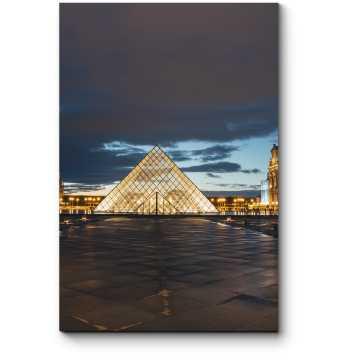 Сияющий Лувр