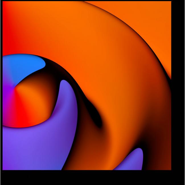 Модульная картина Спектр #16