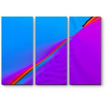 Модульная картина Спектр #17