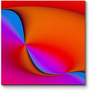 Модульная картина Спектр #9