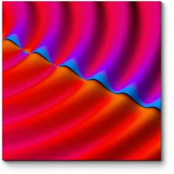 Модульная картина Спектр #5