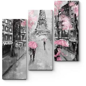 Париж глазами влюбленных