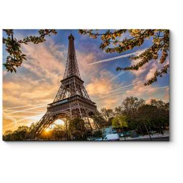 Цветущий Париж