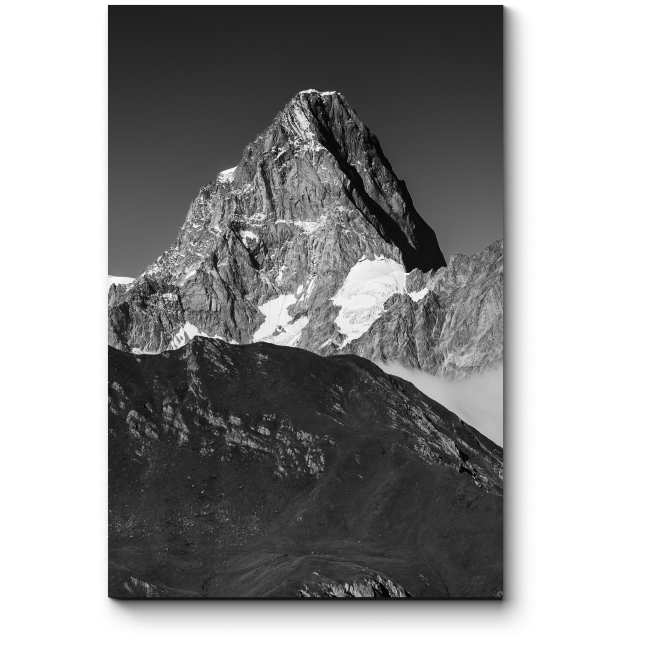 Модульная картина Величественные горы