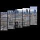 Панорама потрясающего Милана