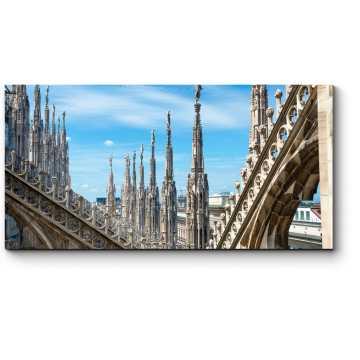 Мраморные скульптуры Миланского собора