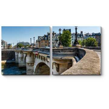 Париж летом особенно хорош