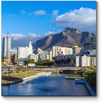 Весенний Кейптаун