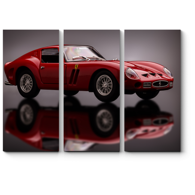 Модульная картина Ferrari 250 GTO