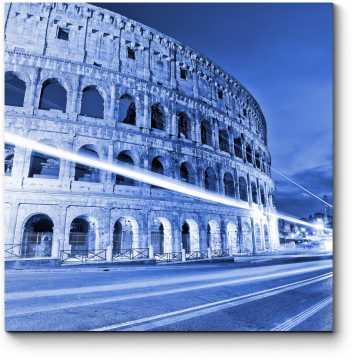 Незабываемый Рим ночью