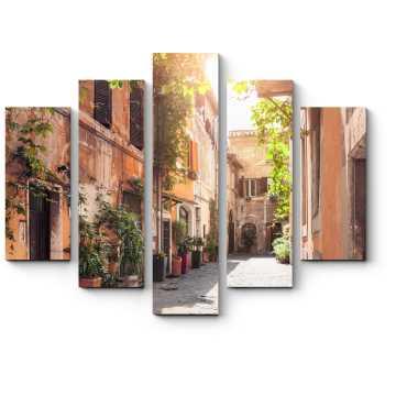 На улочках Рима