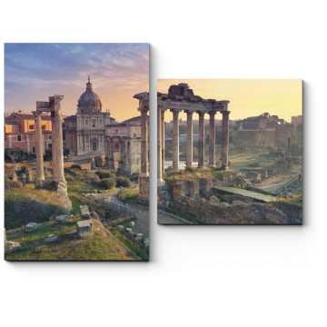 Величественный Римский Форум