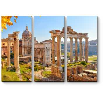Древние развалины, Рим