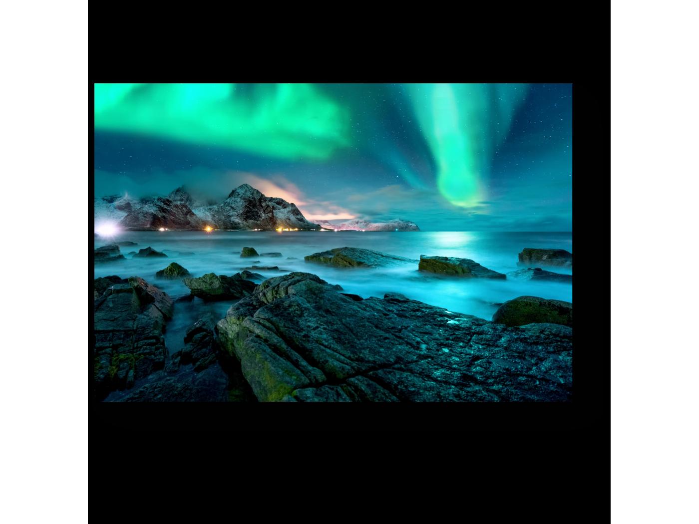 Модульная картина Лазурный свет (30x20) фото