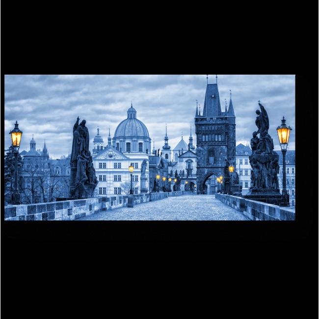 Модульная картина Карлов мост, Прага
