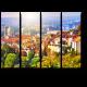 Изумительная панорама Праги