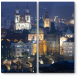 Ночная Прага прекрасна