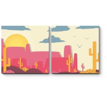 Бумажная пустыня