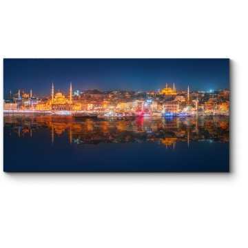 Модульная картина Огни Стамбула