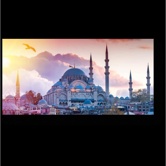 Модульная картина Великолепие Стамбула