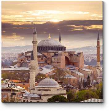 Модульная картина Собор Святой Софии в Стамбуле