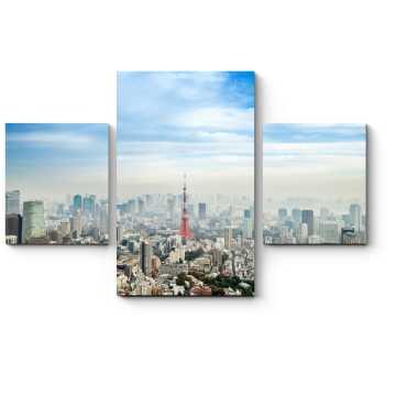 Символ Японии -Токийская телебашня