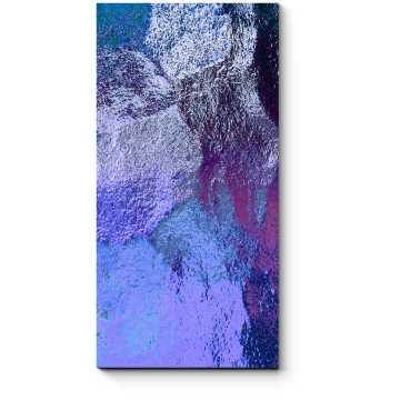 Текстура синего