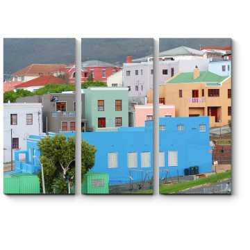 Дома района Бо-Каап, Кейптаун