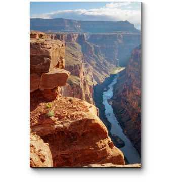 Модульная картина Панорама Гранд Каньона