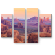 Восход в Долине монументов
