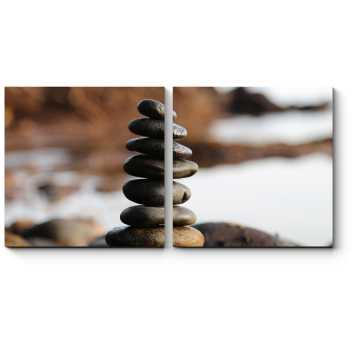 Модульная картина Камни