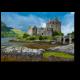 Замок Эйлен Донан в Шотландии