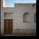 Фасад старого арабского дома